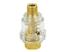 """1/4"""" Automatischer Mini-Öler Druckluft-Öl-Nebler Druckluft Werkzeug Leitungsöler"""