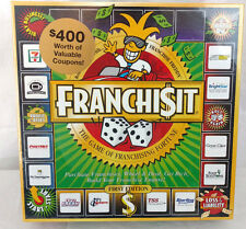 FranchiseIt Board Family Party Adults Kids Game - Brand New Sealed