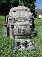 FULLY LOADED US Army Military ACU 3 Days MOLLE ASSAULT Back PACK Ruck Sack GI