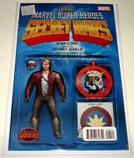 STAR-LORD & KITTY PRYDE # 1 Marvel Comic Sept 2015 NM  ACTION FIGURE VARIANT