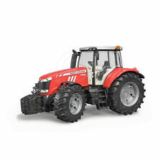 Bruder Toys 03046 Pro Series MASSEY FERGUSON 7624 Tractor Toy Model LARGE 1:16