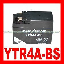 BATTERIA MOTO E SCOOTER YTR4A-BS PT-BATTERY = YUASA YTR4A BS Y T R 4 A B S