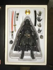 Movie Realization Star Wars Samurai Taisho Darth Vader Figure Tamashii Figuarts
