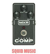 MXR Dunlop Super Comp M-132 Compressor M132 Improved Dyna Comp ( OPEN BOX )
