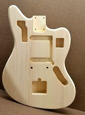 CUSTOM ORDER JG UNFINISHED WHITE PINE GUITAR BODY FITS JAGUAR NECK