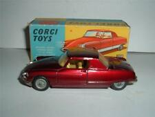 "CORGI TOYS 259 CITROEN ""LE DANDY"" COUPE SOME CHIPS WITH ITS BOX SEE PICTURES"
