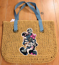 "NWT Walt Disney World Parks MICKEY MOUSE ""Love"" Tote Bag Handbag"