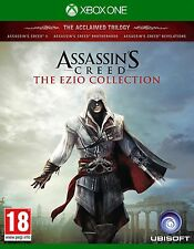 Assassins Creed Ezio Collection XBOX ONE