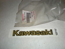 New NOS Genuine Kawasaki Fuel Tank Emblem EN 450 LTD VN 750 Vulcan