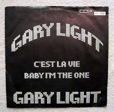 Single / GARY LIGHT / BOTTAZZI / COP REC. AUSTRIA / GARY LUX / RAR /