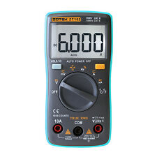 ZT102 6000 Counts Pocket Mini Portable Auto Ranging Digital Multimeter Tester