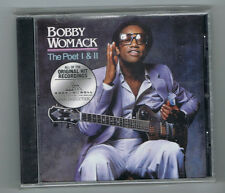 BOBBY WOMACK - THE POET I & II - CD 17 TITRES - 2009 - NEUF NEW NEU