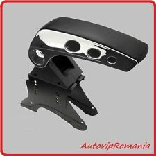 UNIVERSAL CAR ARMREST CONSOLE FOLDING STORAGE NEW BOX BY FIAT PANDA