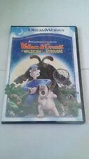 """DVD """"WALLACE & GROMIT LA MALDICION DE LAS VERDURAS"""" PRECINTADO AARDMAN"""