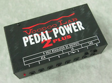 NEW! Voodoo Lab Pedal Power 2 Plus power supply