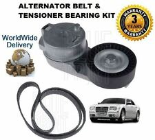 FOR CHRYSLER 300C & TOURING 2005-2009 AUXILIARY ALTERNATOR FAN & TENSIONER KIT