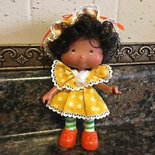 Vintage Strawberry Shortcake Dolls ~ ORANGE BLOSSOM PARTY PLEASER ~ Berry Sweet