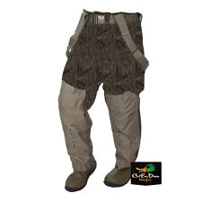 NEW BANDED GEAR REDZONE BREATHABLE INSULATED WAIST WADERS BOTTOMLAND CAMO 11