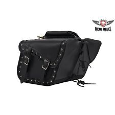 Waterproof PVC Motorcycle Saddlebag with Gun Holsters - FAST SHIPPING