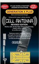 Generation X Cell Phone Antenna Signal Booster - As Seen On TV - Antena
