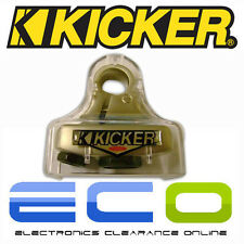 KICKER negativo CAR AUDIO MORSETTO BATTERIA POST morsetto compressione placcati nichel