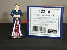 BRITAINS 40246 HENRY VIII WIFE CATHERINE HOWARD METAL CIVILIAN FIGURE