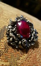 vintage Miracle creation brooch