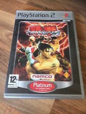 PS2:    TEKKEN 5    PAL