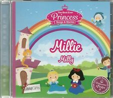 MILLIE / MILLY THE BEST EVER PRINCESS SONGS & STORIES PERSONALISED CHILDREN'S CD