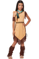 Indian Native American Princess Thanksgiving Child Costume