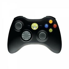Official Xbox 360 Wireless Controller Black Brand New