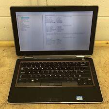 Dell Latitude E6320 Intel Core i5-2520M 2.50GHz 4GB WEBCAM DVDRW WIN 7 PRO COA