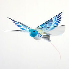 eBird Blue Flying Pigeon-Flies and sounds like a real bird but you control it!