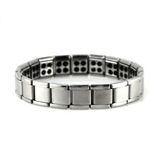 Titanium Power Nano Energy 80 Germanium Balls Bracelet Balance Band Free P&P/