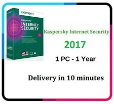 KASPERSKY Internet Security 2015 1pc / 1YEAR | download | Codice GET 10 minuti