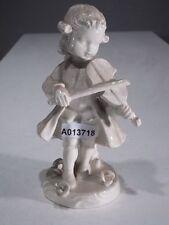 +# A013718 Goebel Archiv Muster Rokoko Barock Junge spielt Geige Fiddle FR11