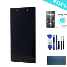 Black LCD Display +Touch Screen Digitizer Assembly For Sony Xperia Z1 L39h C6903