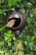 Teiera Nester Giardino Casa Degli Uccelli Egg Casella Di Nidificazione Giardino