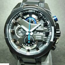 Imported Casio Edifice EFR-540BK-1A Analog Chronograph Mens Watch