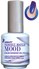 LeChat Perfect Match Mood Changing Gel Frozen Cold Spell -  0.5 oz - MPMG06