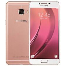 New Samsung Galaxy C5 SM-C5000 Duos Pink 5.2'' 16MP  (FACTORY UNLOCKED) 32GB