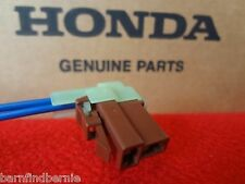 Honda Front Turn Signal Socket Connector Harness Repair Kit Accord Prelude OEM