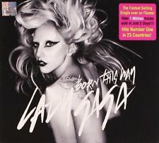 Lady Gaga Born this way (2011, foc-cardsleeve) [Maxi-CD]