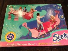 Sindy Magic Dream Boat 1996 New  in Box HASBRO Great Find!!