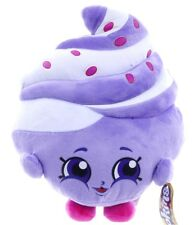 """NEW OFFICIAL 9"""" SHOPKINS SOFT TOY MARY MERINGUE PLUSH SOFT TOY"""