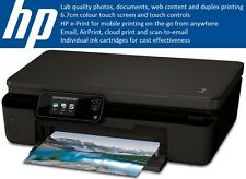 HP photosmart 5520/5524 e-all-in-one wifi copie scan photo printer Touch e-print