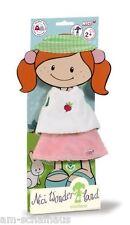 Nici Wonderland Shirt Rock Haarband f. Minilara Puppe 30cm Plüsch Geschenk 35502