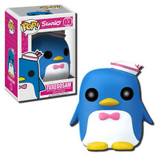 POP! Sanrio Hello Kitty Tuxedosam 3.75-Inch Vinyl Toy Figure #03 - Funko Toys