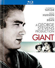 Giant (Blu-ray Disc, 2013, 3-Disc Set,)w/ 44 pg book James Dean   BRAND NEW