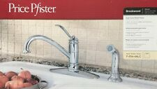 Pfister Brookwood Collection F-034-4ALC 1-Handle Kitchen Faucet